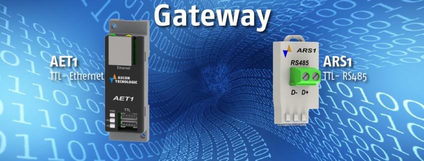 AET1 and ARS1 Gateways